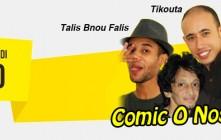 Comic O Noss Radio Mars كوميك أو نص