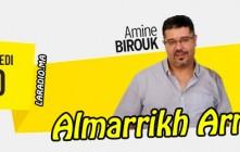 Almarrikh Arriyadi sur Radio Mars المريخ الرياضي
