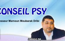 Conseil psy avec Mamoun Moubarak Dribi sur Med Radio