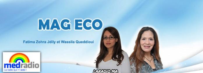 Mag eco sur Med Radio