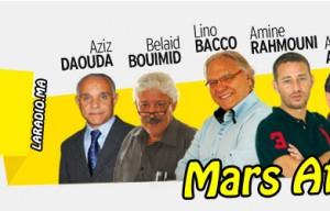 Mars Attack sur Radio Mars
