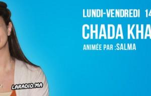 Chada khadamat sur Radio Chada FM شدى خدمات