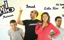 Imad f'la Radio Avec Imad Kotbi sur Radio Chada FM
