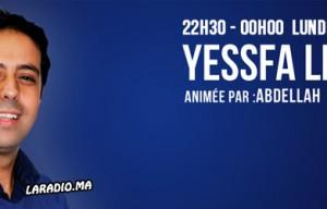 Yessfa leklam sur Chada FM يصفى لكلام