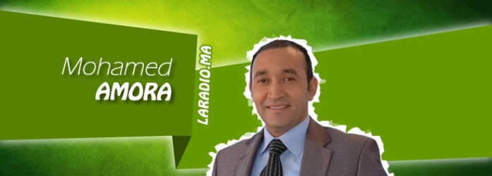 Mohamed AMORA محمد عمورة