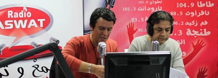 70 heures de direct non-stop sur Radio Aswat</br > سبعون ساعة من دون توقف على الهواء مباشرة على راديو أصوات