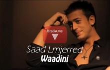 Saad LAMJARRED – Waadini  سعد لمجرد – واعديني