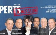 « Les Experts – La mission » sur Radio Atlantic avec Faïçal Tadlaoui