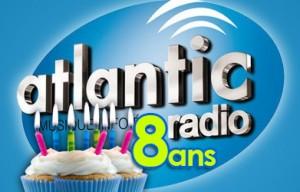Atlantic radio fête ses 8 ans </br> أطلنتيك راديو تحتفل ب 8 سنوات