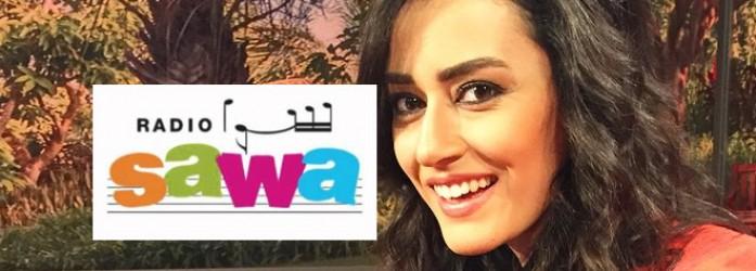 Nabila Kilani sur radio Sawa <br /> نبيلة كيلاني تعود للراديو على راديو سوا