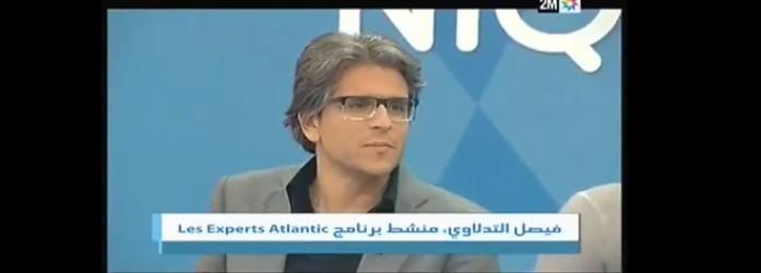 Faycal Tadlaoui des Experts dans Niqash 2.0 sur 2M avec Youness Lazrak