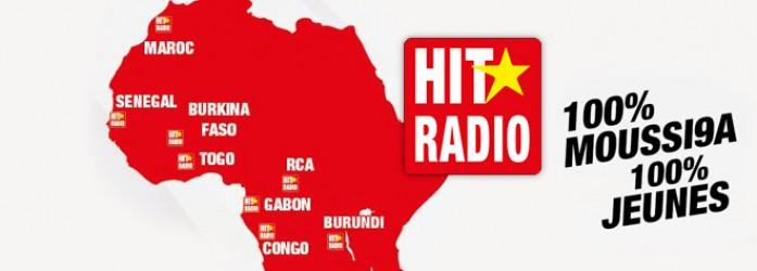 Hit Radio continue sa progression en Afrique <br /> هيت راديو تواصل الانتشار في أفريقيا
