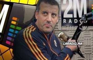 Noreddine Karam de retour sur Radio 2M <br /> نور الدين كرم يعود للميكروويف على راديو 2م