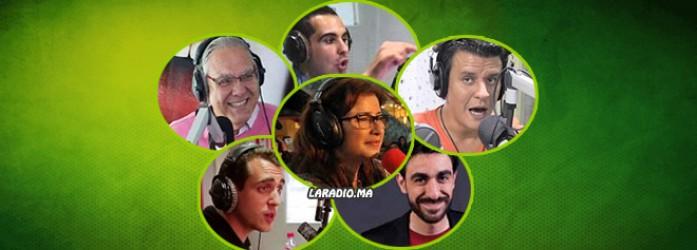 Les voix de la radio marocaine <br /> أصوات الراديو المغربي