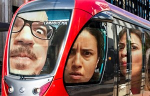 La matinale de Radio 2M présentée en direct du Tramway de Casablanca <br /> صباحية راديو 2م على الهواء مباشرة من ترامواي الدار البيضاء