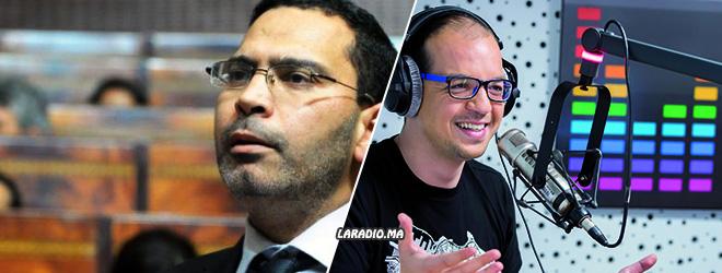 Younes Lazrak accusé de conflit d'intérêts par Mustapha El Khalfi <br /> مصطفى الخلفي يتهم يونس لزرق بتضارب المصالح