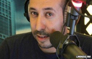 Imad Kotbi démissionne après des désaccords avec la direction de Chada FM</br>  استقالة عماد قطبي بعد خلافات مع إدارة شدى فم