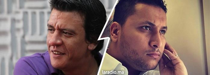 Deux animateur de «Radio Awat» et «Chada FM» échangeant des insultes