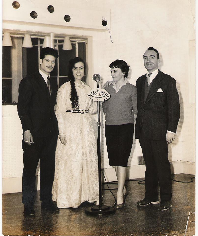 journaliste Khalid Mechbal - Radio maroc