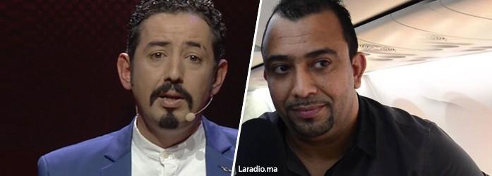 Clash entre Adil El Omari de Radio Mars et L'acteur Tarik Boukhari (Vidéo)