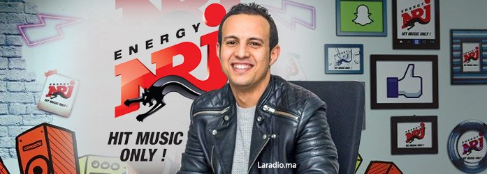 NRJ Maroc : Interview Hakim Chagraoui PDG de Radio Planet
